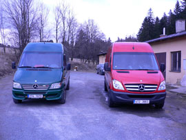 Mercedes Sprinter od roku 2006